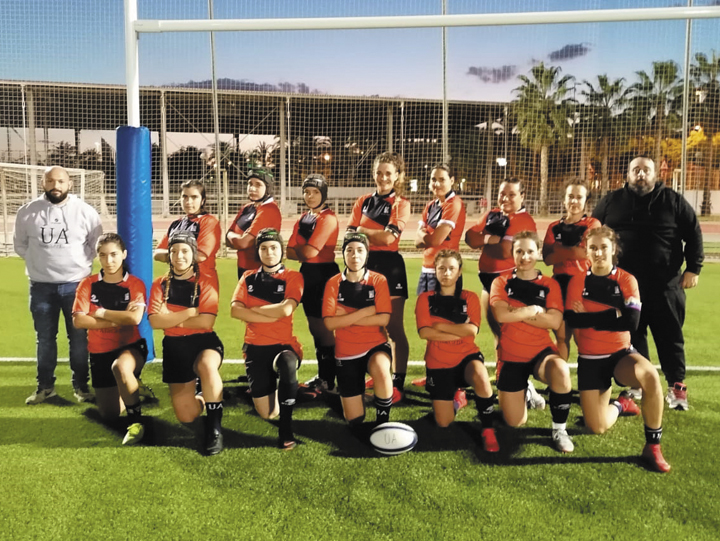 Federated women's rugby